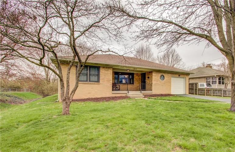 6012 N Oxford Street Indianapolis IN 46220 | MLS 21701754 | photo 1