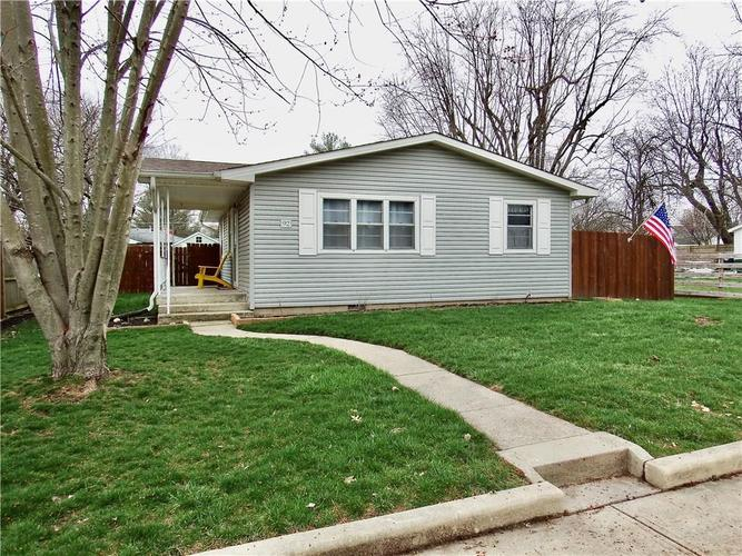 92 S Indiana Street Bargersville, IN 46106 | MLS 21701764 | photo 1