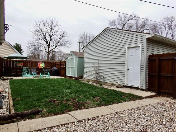 92 S Indiana Street Bargersville, IN 46106 | MLS 21701764 | photo 20