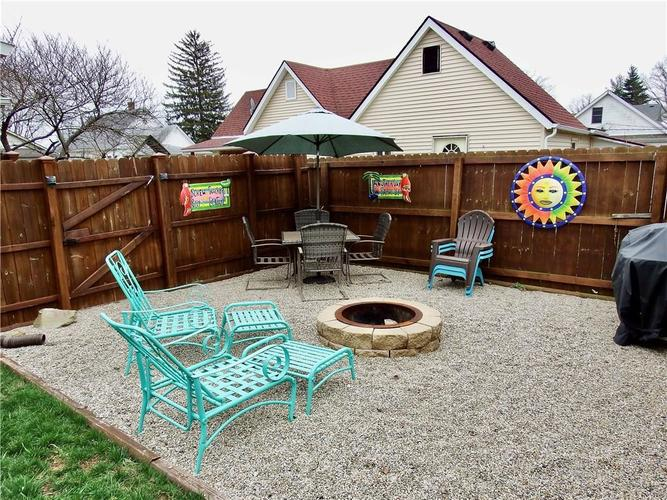 92 S Indiana Street Bargersville, IN 46106 | MLS 21701764 | photo 22