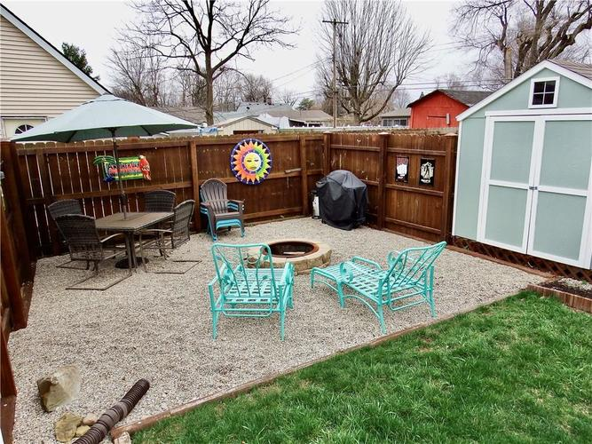 92 S Indiana Street Bargersville, IN 46106 | MLS 21701764 | photo 23