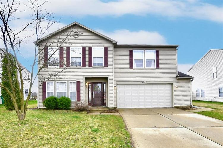 9965 BIG BEND Drive Indianapolis, IN 46234 | MLS 21701802 | photo 1