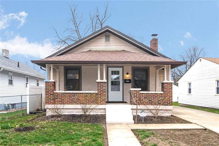 1629 Comer Avenue Indianapolis IN 46203 | MLS 21701820 | photo 1