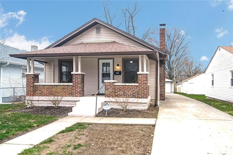 1629 Comer Avenue Indianapolis IN 46203 | MLS 21701820 | photo 2