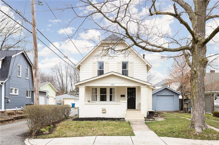 652 E 48TH Street Indianapolis, IN 46205 | MLS 21701827 | photo 1