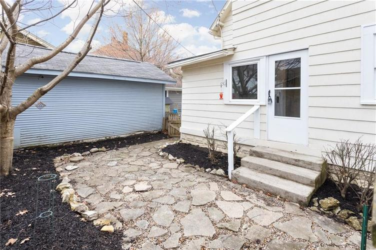 652 E 48TH Street Indianapolis, IN 46205 | MLS 21701827 | photo 22