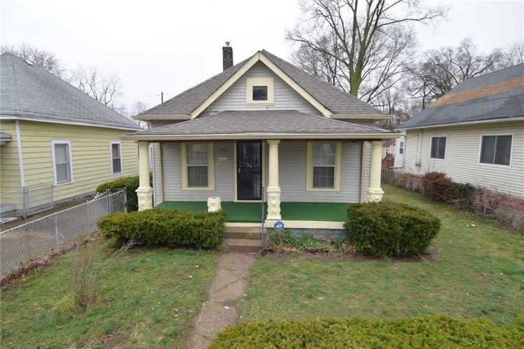 1520 W 27th Street Indianapolis, IN 46208 | MLS 21701846 | photo 1