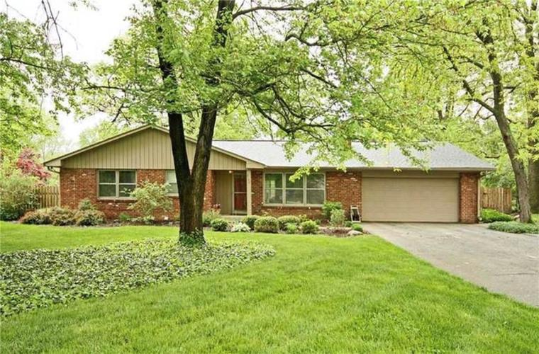 6126 N Emerson Avenue Indianapolis, IN 46220 | MLS 21701950