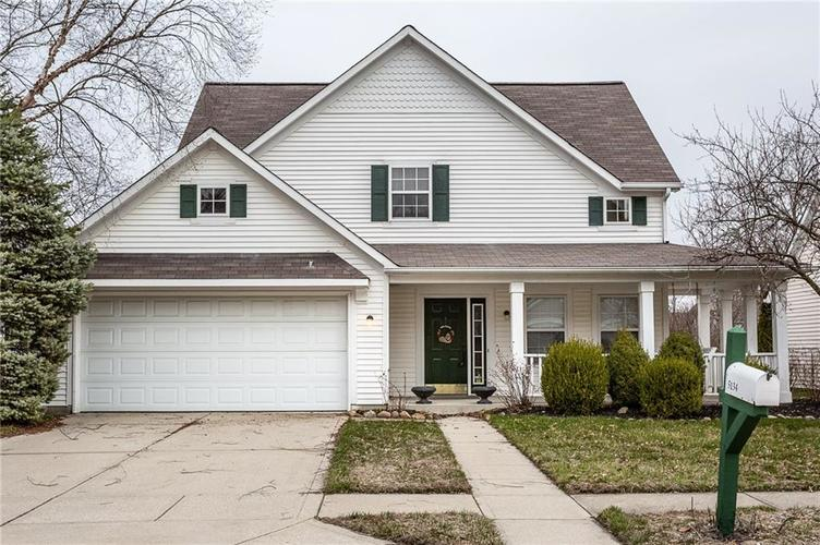 5134 Bird Branch Drive Indianapolis, IN 46268   MLS 21701951   photo 1