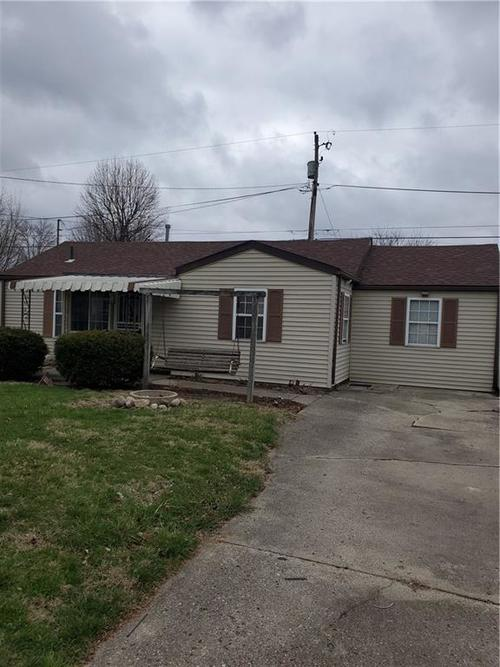 316 Pearl Street Chesterfield IN 46017 | MLS 21701964 | photo 1