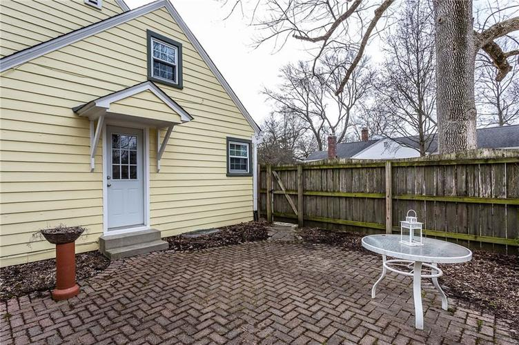 6002 Crittenden Avenue Indianapolis, IN 46220 | MLS 21701965 | photo 31