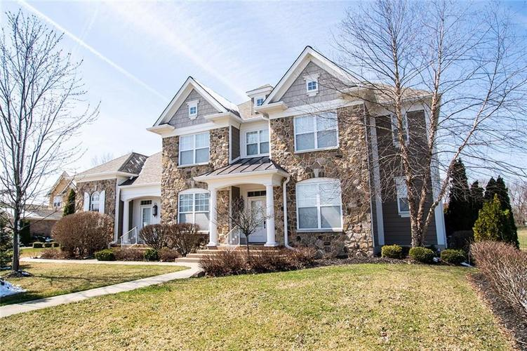 11538 Mears Drive Zionsville IN 46077 | MLS 21702250 | photo 1