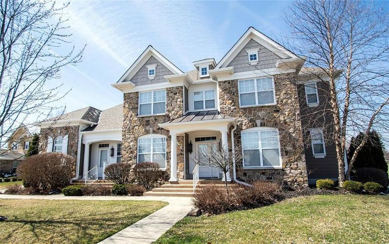 11538 Mears Drive Zionsville IN 46077 | MLS 21702250 | photo 2