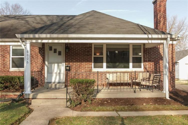 6006 N Dearborn Street Indianapolis IN 46220 | MLS 21702390 | photo 2