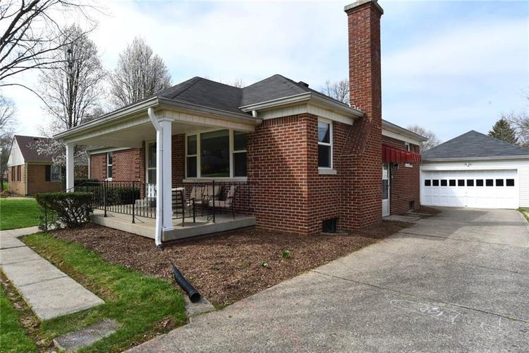 6006 N Dearborn Street Indianapolis IN 46220 | MLS 21702390 | photo 3