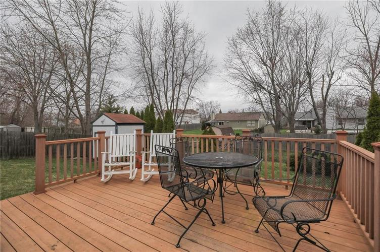 6424 Brooks Bend Boulevard Indianapolis, IN 46237 | MLS 21702411 | photo 30