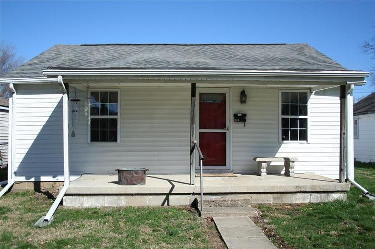 361 Cleveland Street Columbus IN 47201 | MLS 21702448 | photo 1