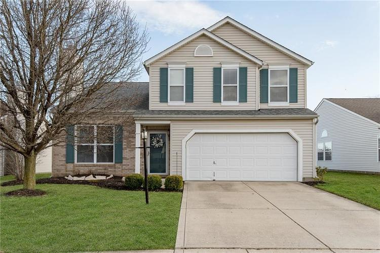 12213 Carriage Stone Drive Fishers IN 46037   MLS 21702468   photo 1