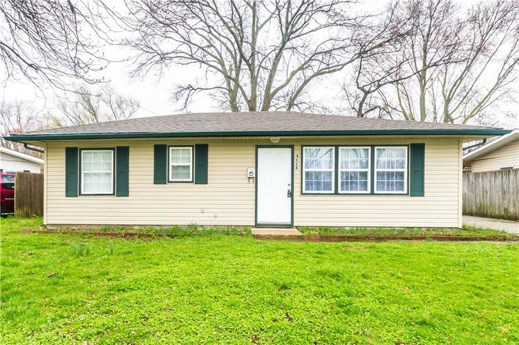 4528 Brittany Road Indianapolis IN 46222 | MLS 21702477 | photo 1
