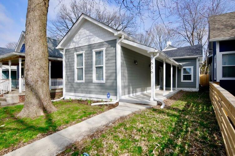 1636 Fletcher Avenue Indianapolis IN 46203 | MLS 21702481 | photo 1