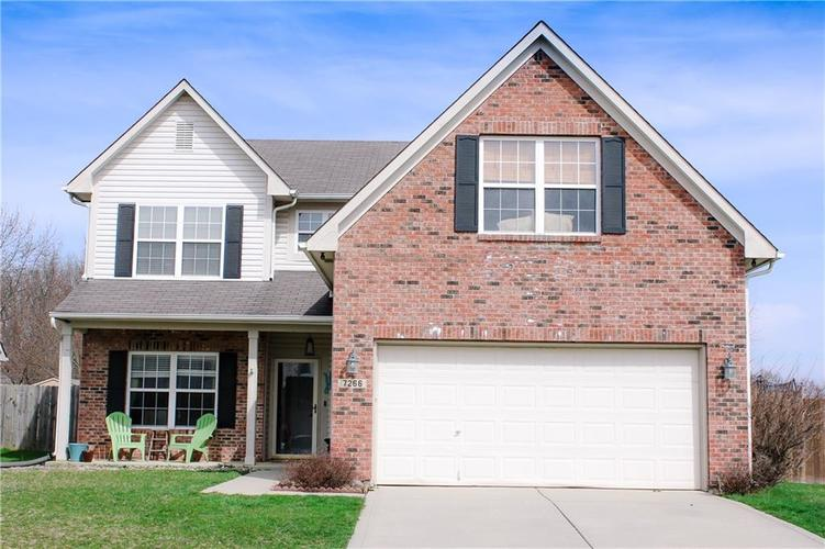 7266 KIDWELL Drive Indianapolis IN 46239 | MLS 21702566 | photo 1