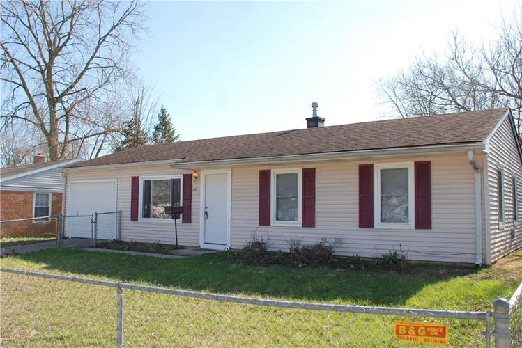 3514 N Lynhurst Drive Indianapolis IN 46224 | MLS 21702579 | photo 1