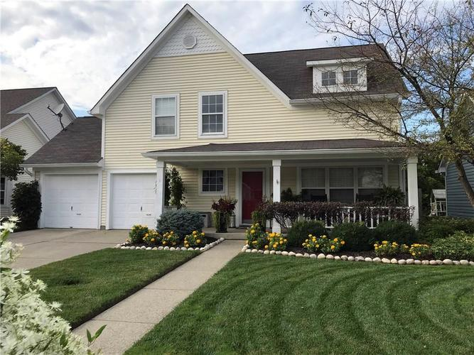 5052 Bird Branch Drive Indianapolis IN 46268 | MLS 21702588 | photo 1
