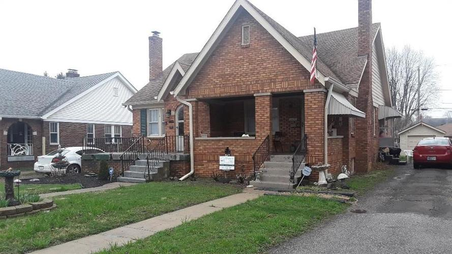 5415 E 10th Street Indianapolis IN 46219 | MLS 21702598 | photo 1
