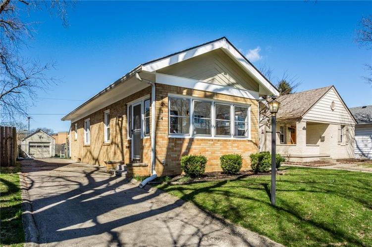 6214 Haverford Avenue Indianapolis IN 46220 | MLS 21702618 | photo 1