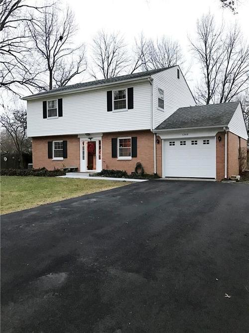 1245 Almond Drive Plainfield IN 46168 | MLS 21702678 | photo 1