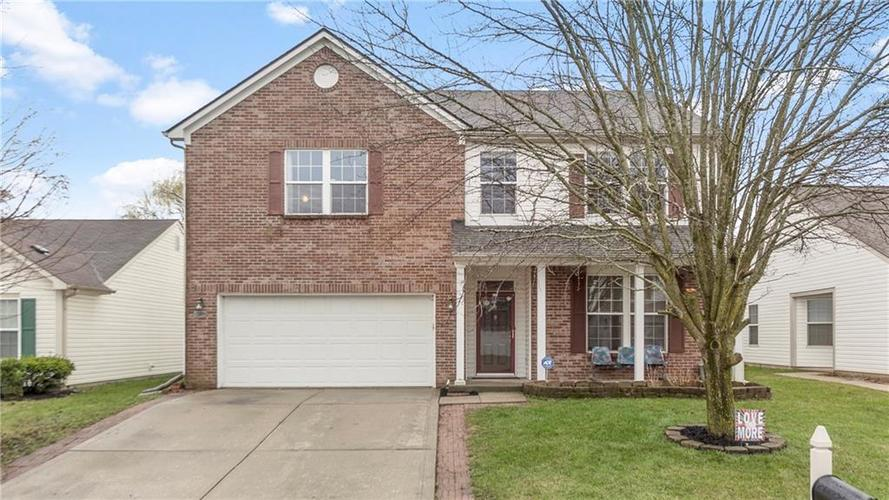 10727 Hanover Court Indianapolis IN 46231 | MLS 21702687 | photo 1