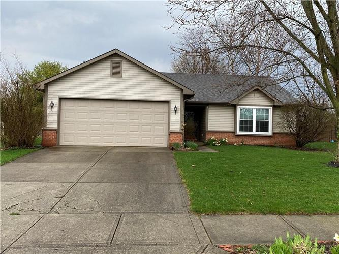 12713 SLIPPERY ROCK Road Indianapolis IN 46236 | MLS 21702738 | photo 1