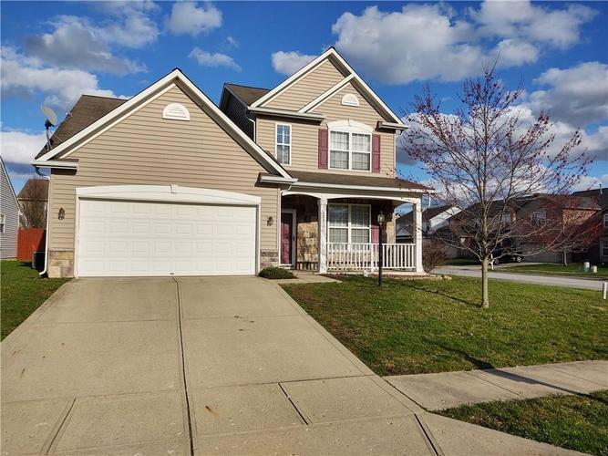 12317 BERRY PATCH Lane Fishers IN 46037 | MLS 21702848 | photo 1