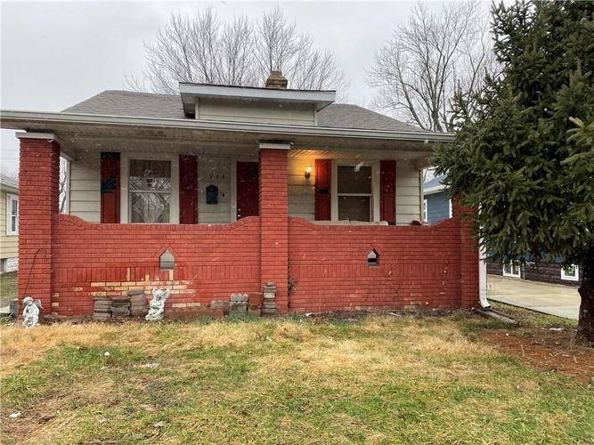 1944 N TIBBS Avenue Indianapolis IN 46222 | MLS 21702896 | photo 1
