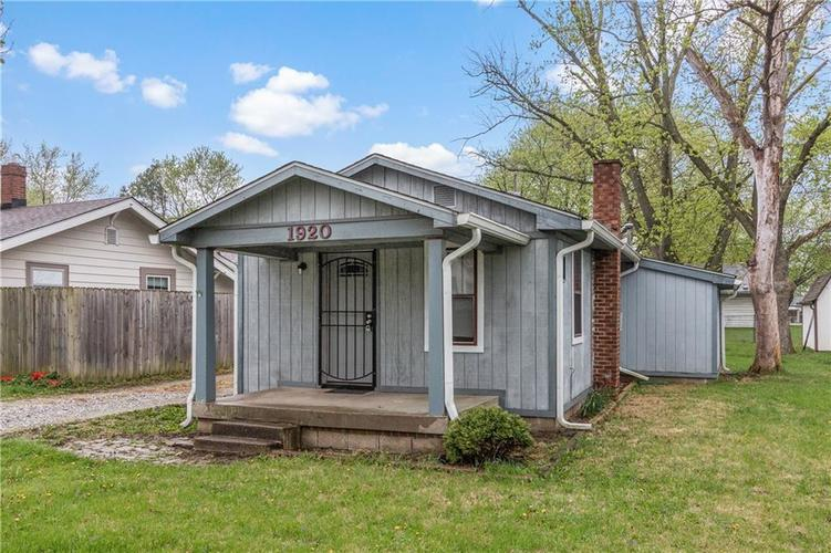 1920 N LESLEY Avenue Indianapolis IN 46218 | MLS 21702939 | photo 1