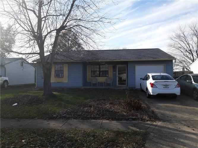 5060 Pappas Drive Indianapolis IN 46237 | MLS 21703007 | photo 1