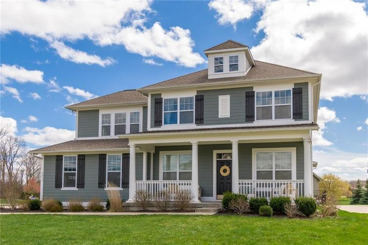 9213 BROOKSTONE Place Zionsville IN 46077   MLS 21703153   photo 1
