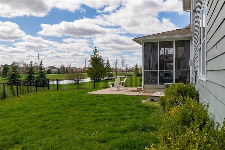 9213 BROOKSTONE Place Zionsville IN 46077   MLS 21703153   photo 45