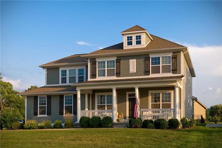 9213 BROOKSTONE Place Zionsville IN 46077   MLS 21703153   photo 47