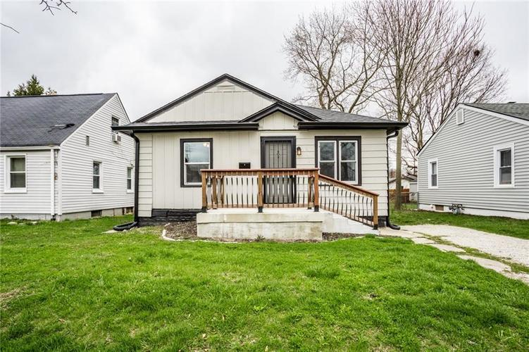 1541 N Euclid Avenue Indianapolis IN 46201 | MLS 21703185 | photo 1