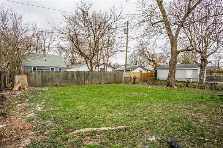 1541 N Euclid Avenue Indianapolis IN 46201 | MLS 21703185 | photo 27