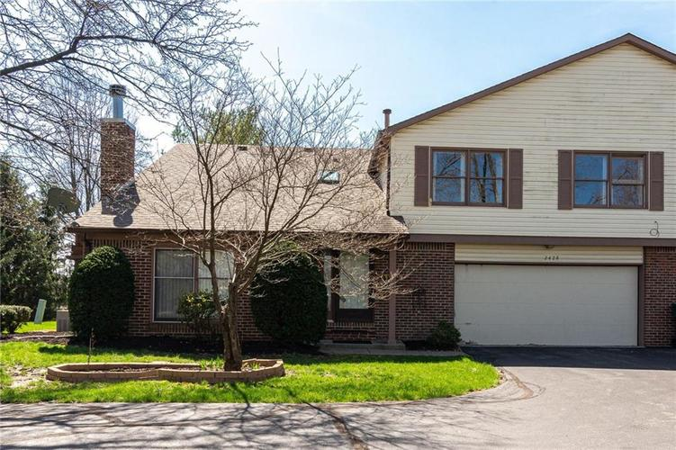 2428 N Willow Way Indianapolis IN 46268 | MLS 21703217 | photo 1