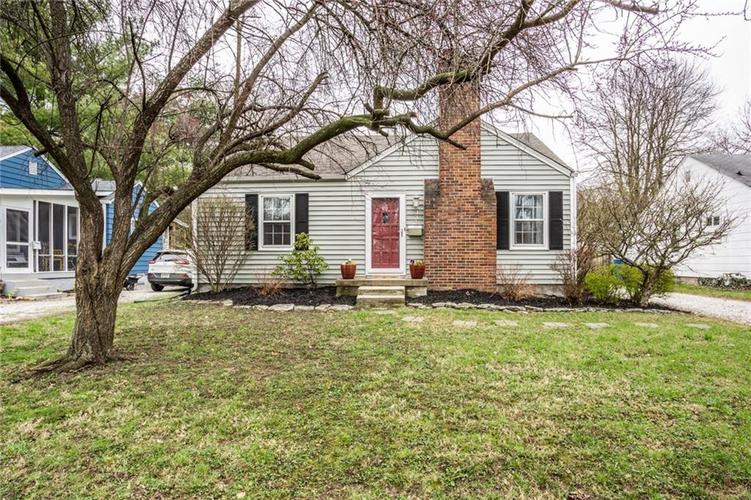5331 Rosslyn Avenue Indianapolis IN 46220 | MLS 21703218 | photo 1