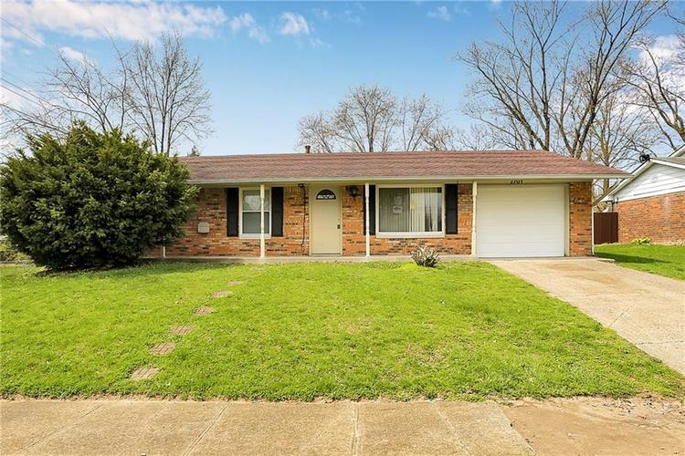 2704 Morning Star Drive Indianapolis IN 46229   MLS 21703383   photo 1