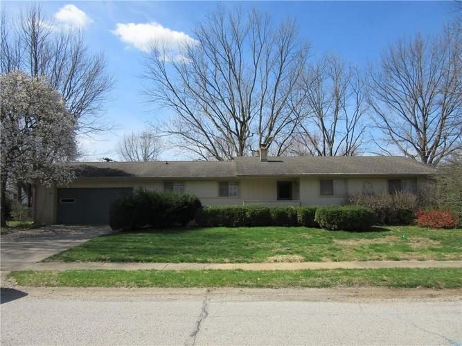 941 Mellowood Drive Indianapolis IN 46217 | MLS 21703397 | photo 1