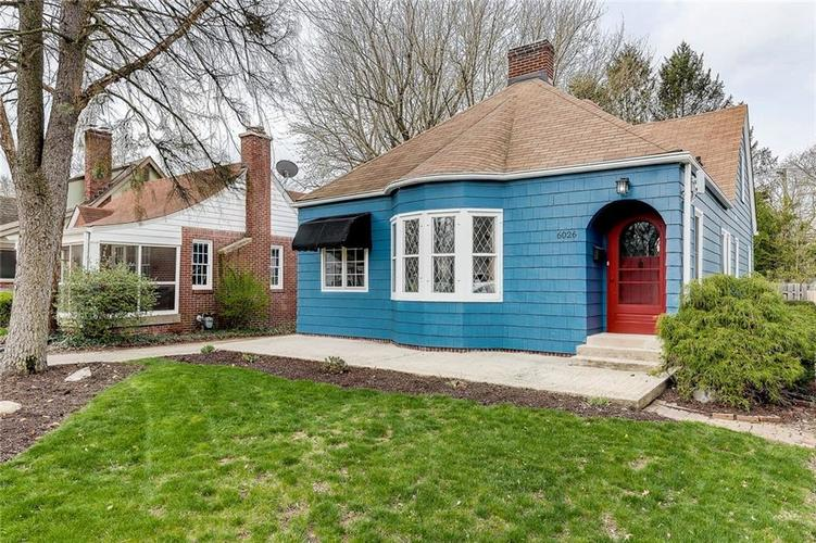 6026 HAVERFORD Avenue Indianapolis IN 46220 | MLS 21703398 | photo 1