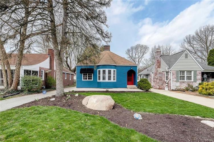 6026 HAVERFORD Avenue Indianapolis IN 46220 | MLS 21703398 | photo 4