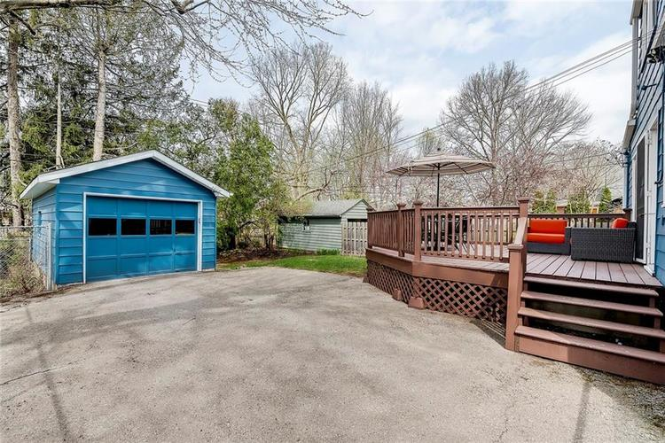 6026 HAVERFORD Avenue Indianapolis IN 46220 | MLS 21703398 | photo 47