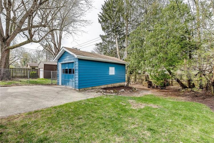 6026 HAVERFORD Avenue Indianapolis IN 46220 | MLS 21703398 | photo 48