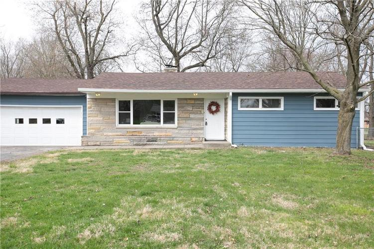 7340 Griffith Road Indianapolis IN 46227   MLS 21703697   photo 1